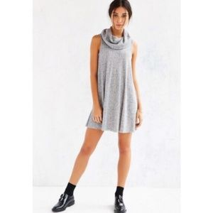 Urban Outfitters BDG Cowl-Neck Sleeveless Dress
